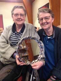 The Rita Fowler Award